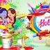 Happy Holi 2019 : Wishes, Essay, Party & Colour Festival Holi