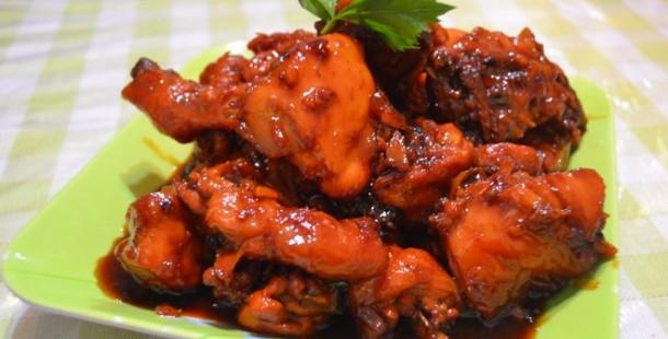 Resep Masakan Ayam Goreng Mentega Saus