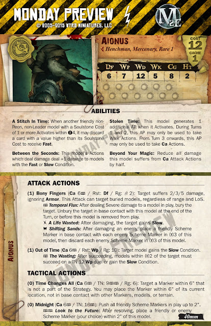 Malifaux Stat Cards Ebook