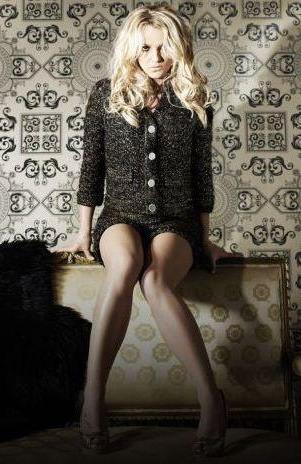 Foto de Britney Spear en sesión fotográfica