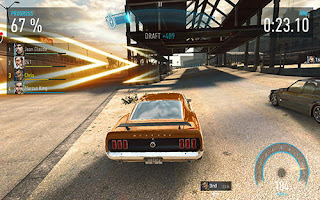The game requires an Internet connection Need For Speed Edge Mobile Android Apk Full
