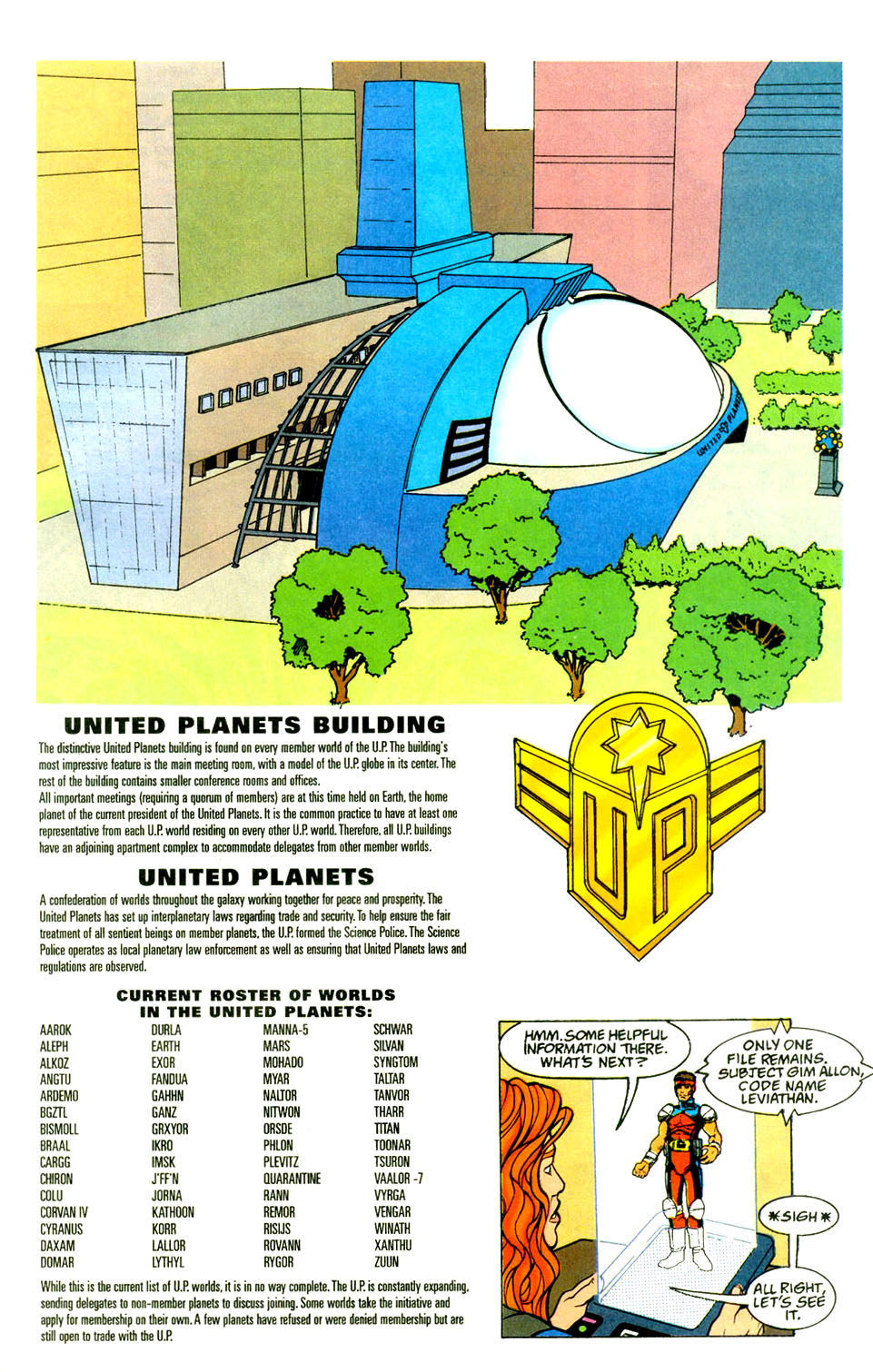 Legion of Super-Heroes (1989) _Annual_5 Page 39