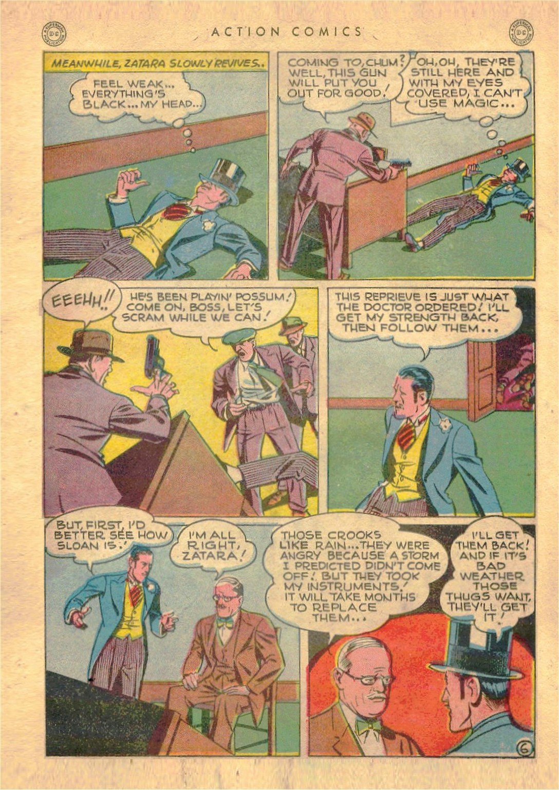 Read online Action Comics (1938) comic -  Issue #107 - 28