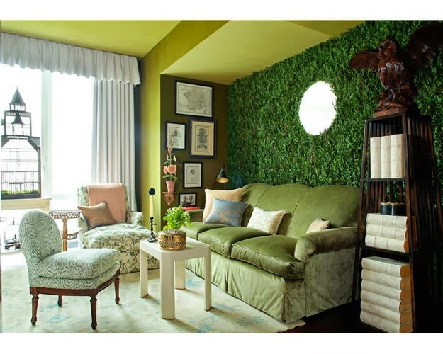 Family Living Room Design Ideas That Will Keep Everyone Happy: The Green Room Interiors Chattanooga, TN Interior