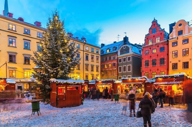 Best Christmas Markets in the World