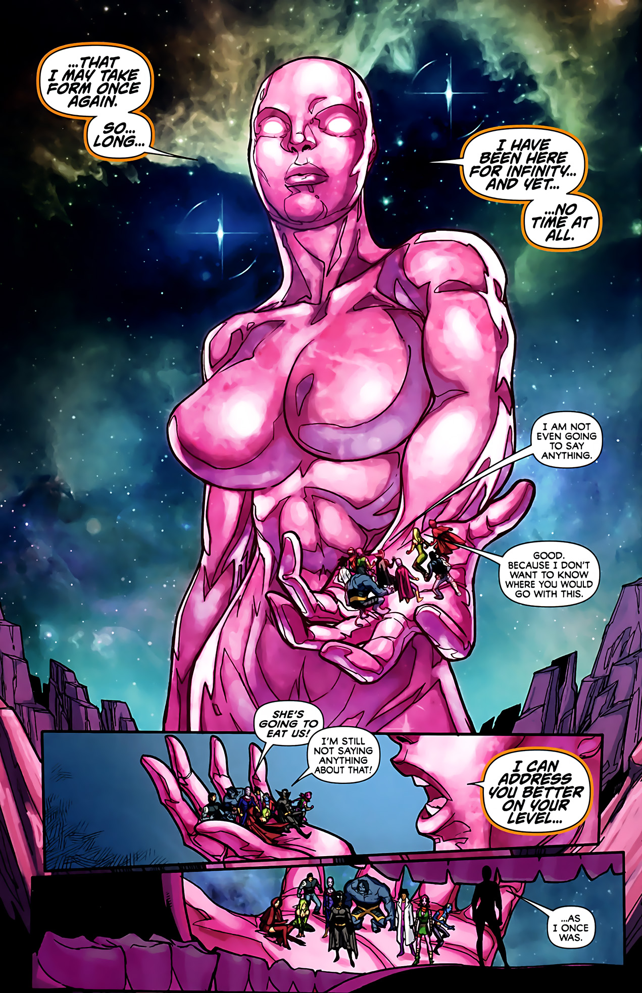 Read online Exiles (2009) comic -  Issue #6 - 29