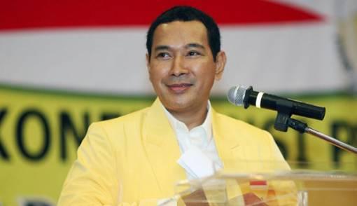 Tommy Soeharto Akan Ambil Nomor Partai Berkarya