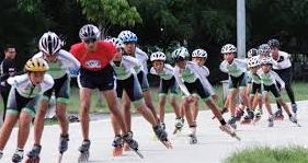Program Latihan Atlet Sepatu Roda