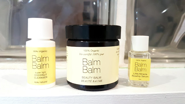 Balm Balm Coconut Cleanser, Beauty Balm, Rosehip Oil