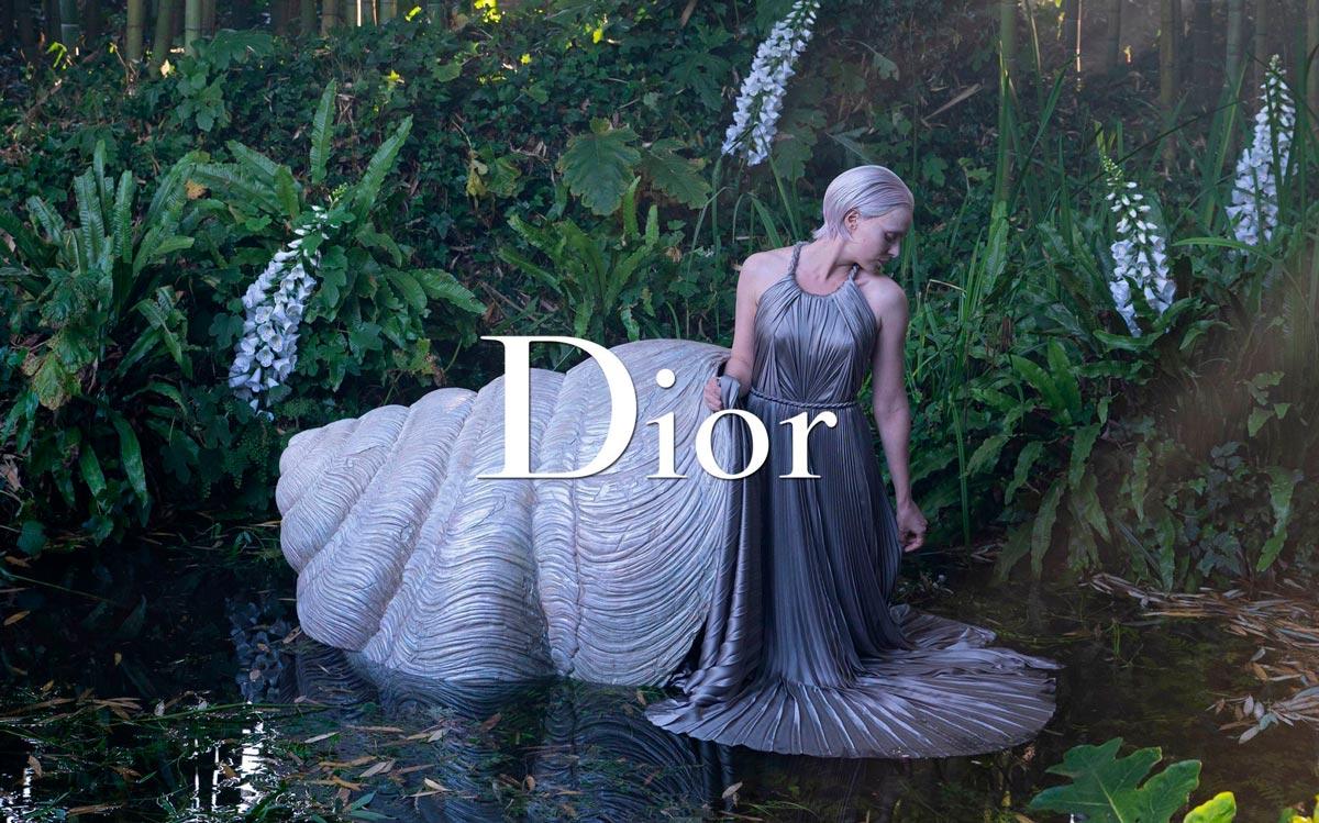 Dior alta costura Otoño-Invierno 2020-2021 -  Le Mythe - Matteo Garrone