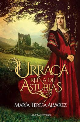 Urraca de Asturias - María Teresa Álvarez (2016)
