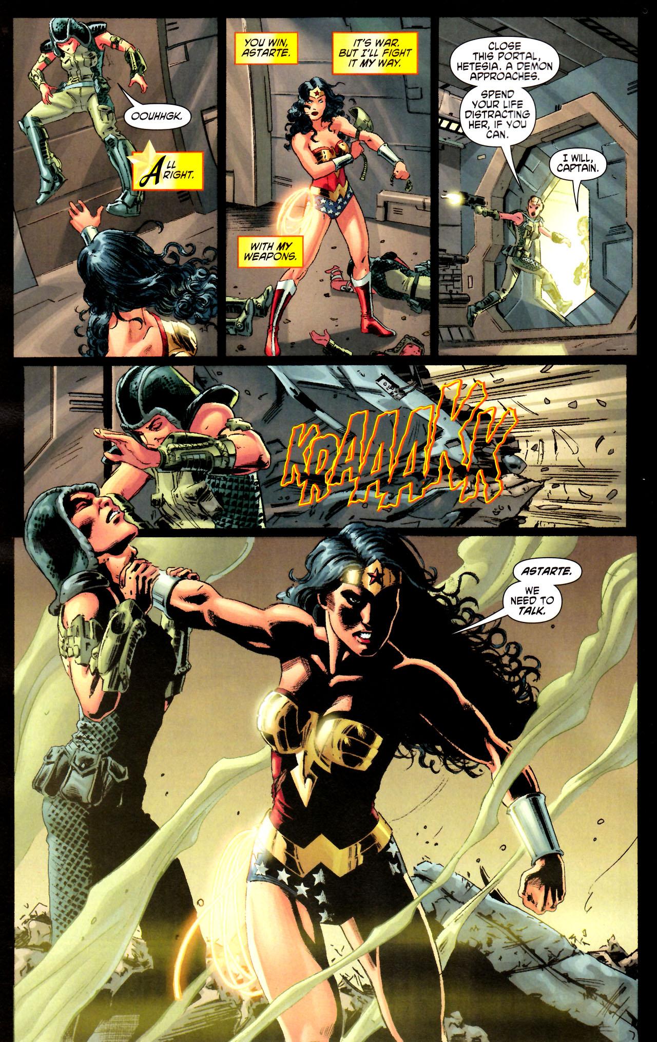 Read online Wonder Woman (2006) comic -  Issue #44 - 18