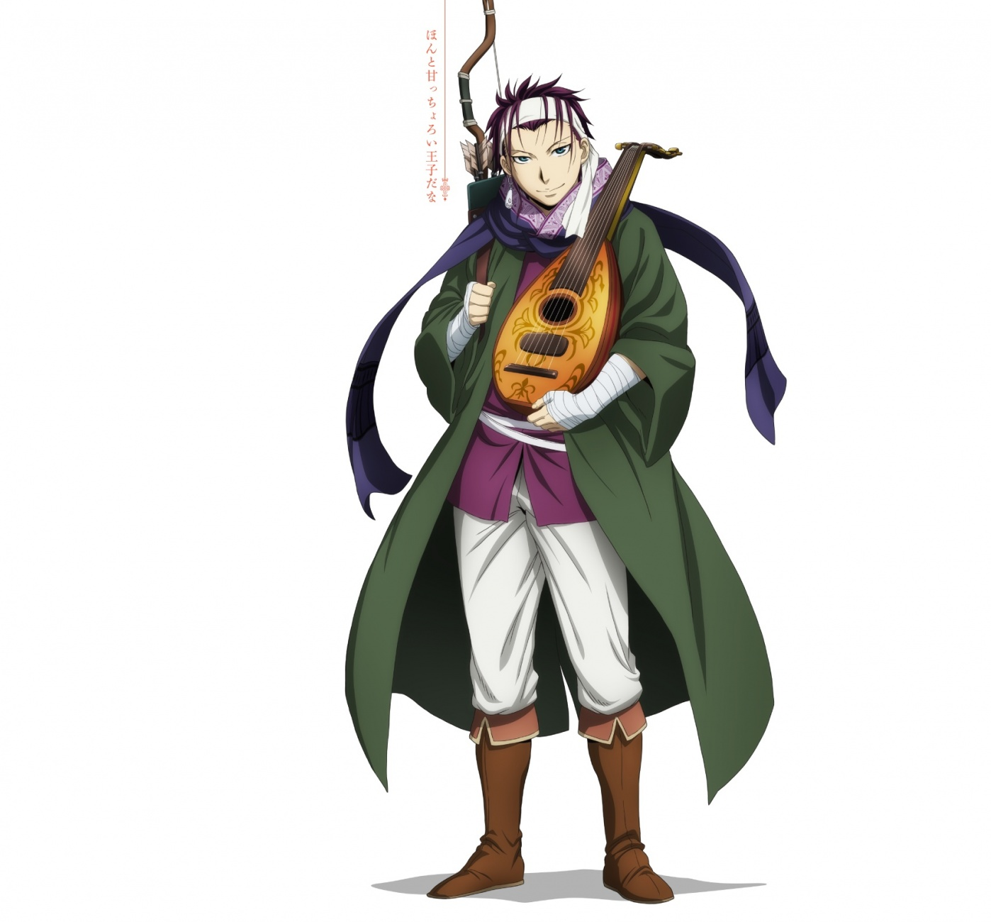 Anime Action Terbaik Arslan Senki Gieve