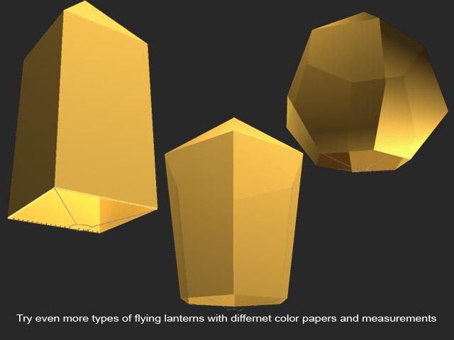 How To Make Sky Lanterns Easy Steps