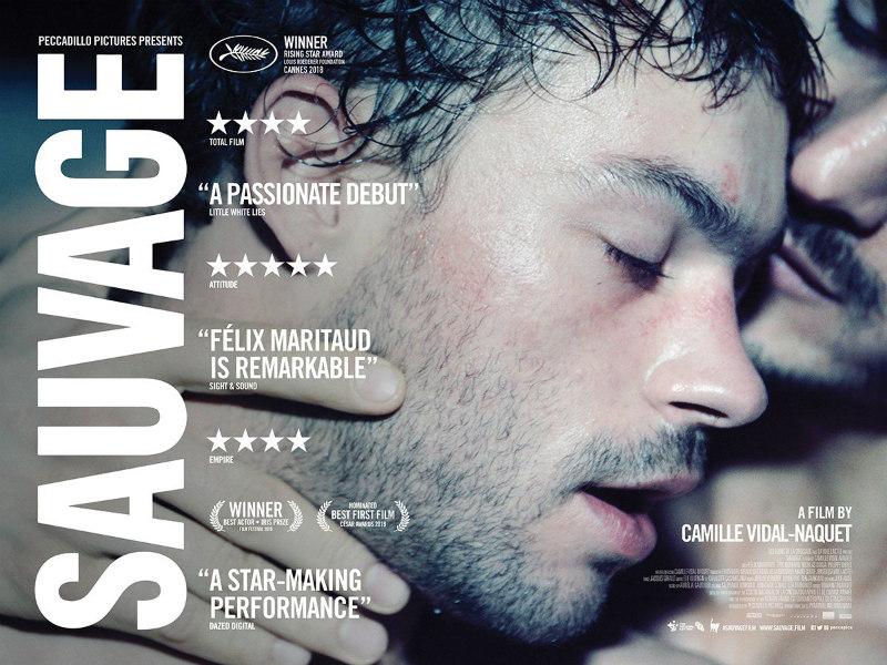 sauvage film poster