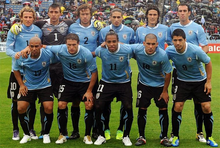 6c6515105c Uruguai  Após terminar em 5° nas Eliminatórias Sulamericanas
