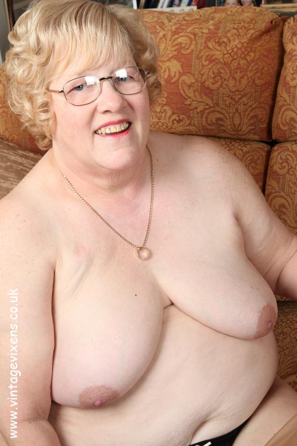Old Nude Fat Women 57