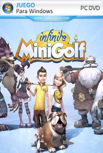 Infinite Mini Golf PC Full Español