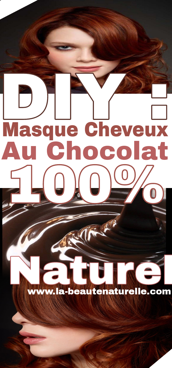 DIY : Masque cheveux au chocolat 100% naturel