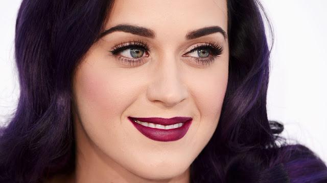 Maquiagem de festa Katy Perry morena