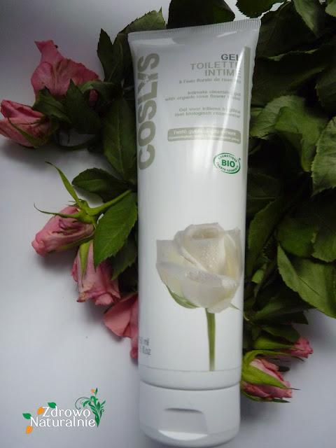 MATIQUE - COSLYS Żel do higieny intymnej z wodą różaną