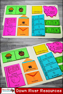 Financial Literacy Lapbook