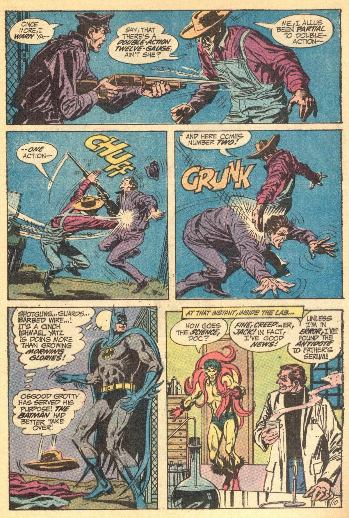 Detective Comics (1937) 418 Page 12