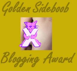Side Boob Award | featured on www.BakingInATornado.com