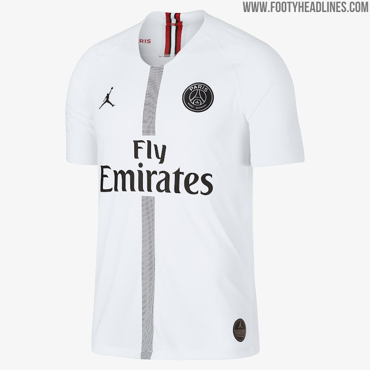 Jordan PSG 18-19 Champions League Kits Released - Footy Headlines 9f81236dbfcb0
