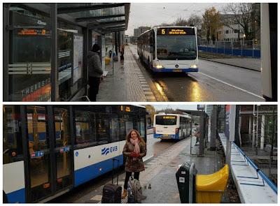 buses de amsterdam