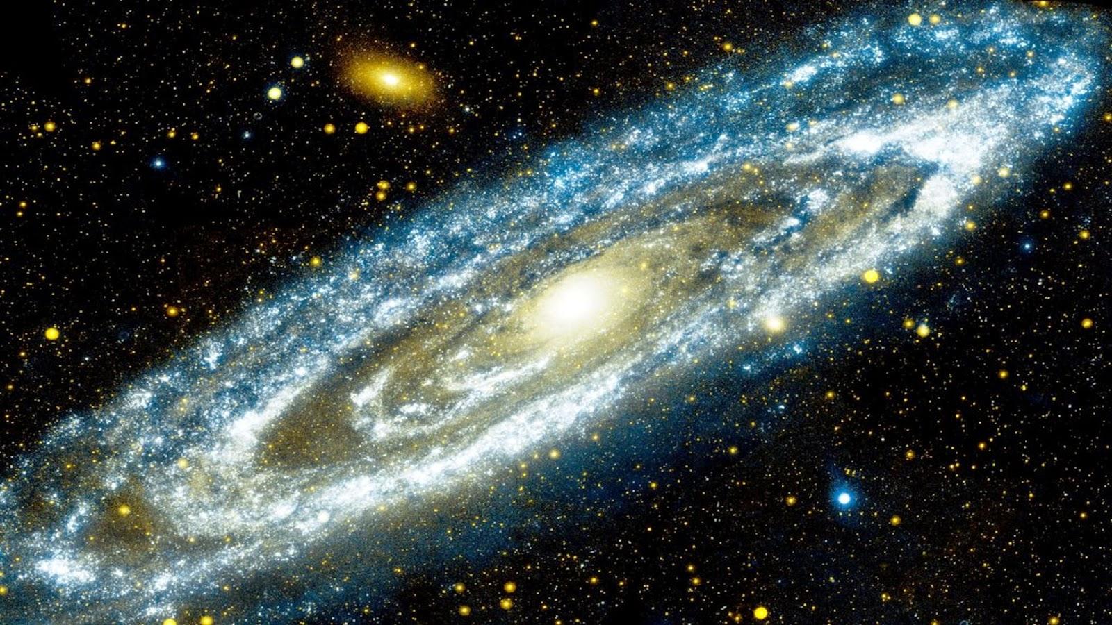 5 Teori Terbentuknya Alam Semesta & Bumi - PENGETAHUAN ...