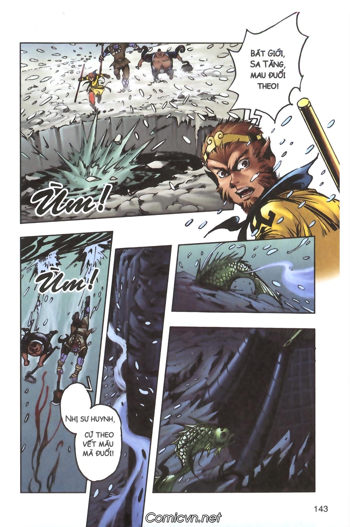 Tây Du Ký màu - Chapter 95 - Pic 16