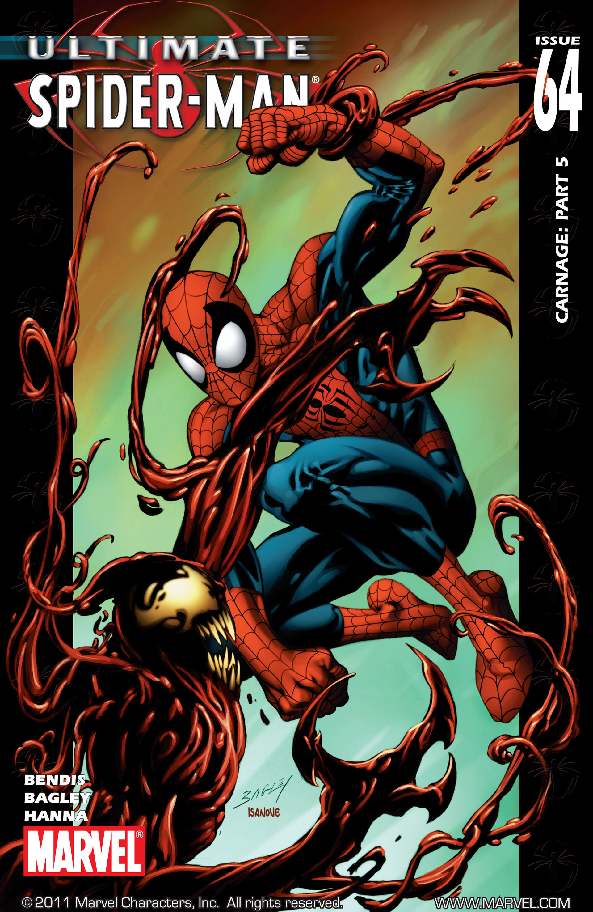 Ultimate Spider-Man (2000) 64 Page 1
