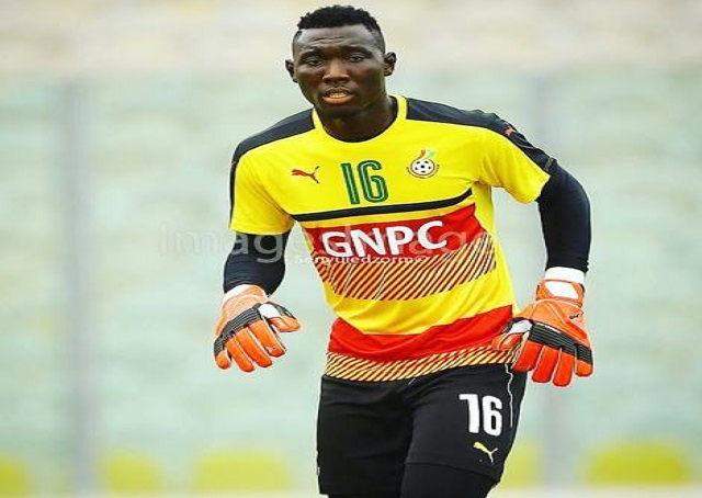 Richard Ofori eyes Stars' number one spot