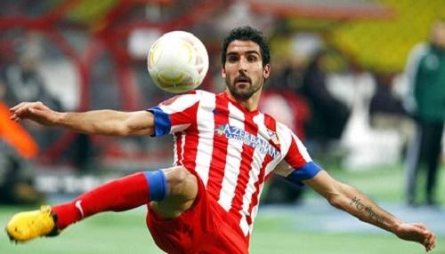 Cầu thủ Garcia đang dần có được niềm vui trong sự nghiệp của mình