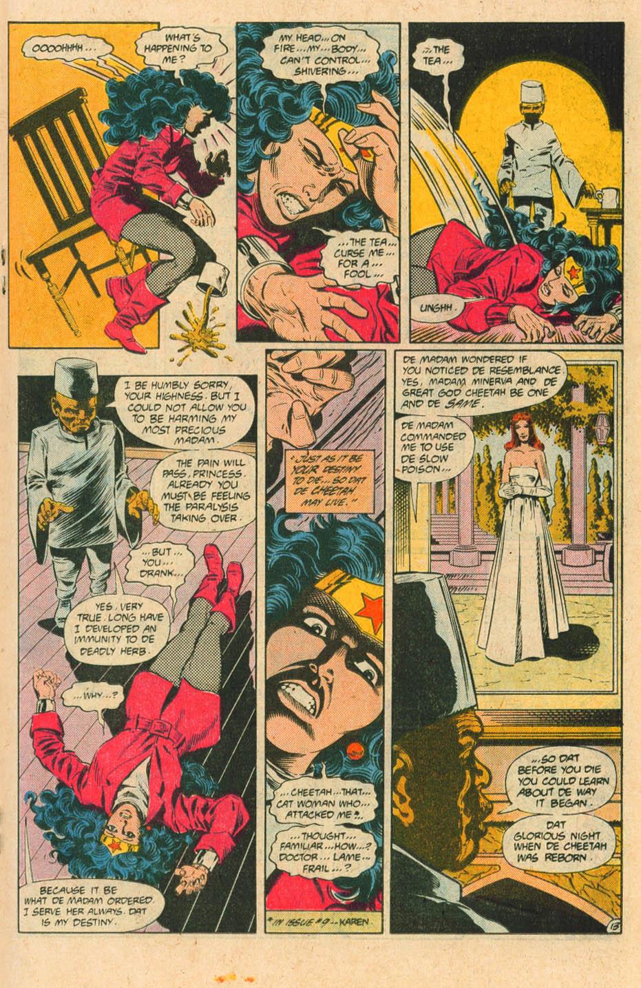 Read online Wonder Woman (1987) comic -  Issue #28 - 15