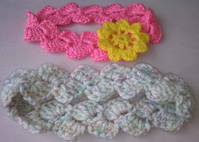 Crochet Crosia Free Patttern With Video Tutorials Crochet Head Band