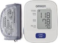 Omron HEM-7120 Blood Presure Monitor