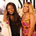 Juliet Ibrahim Launches her Shades Eyelashes & Moda Lipsticks Line in Ghana (PHOTOS)