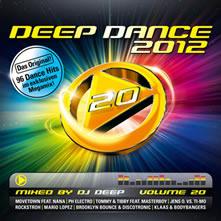 cd - CD Deep Dance Vol 20 [2CD] (2012)