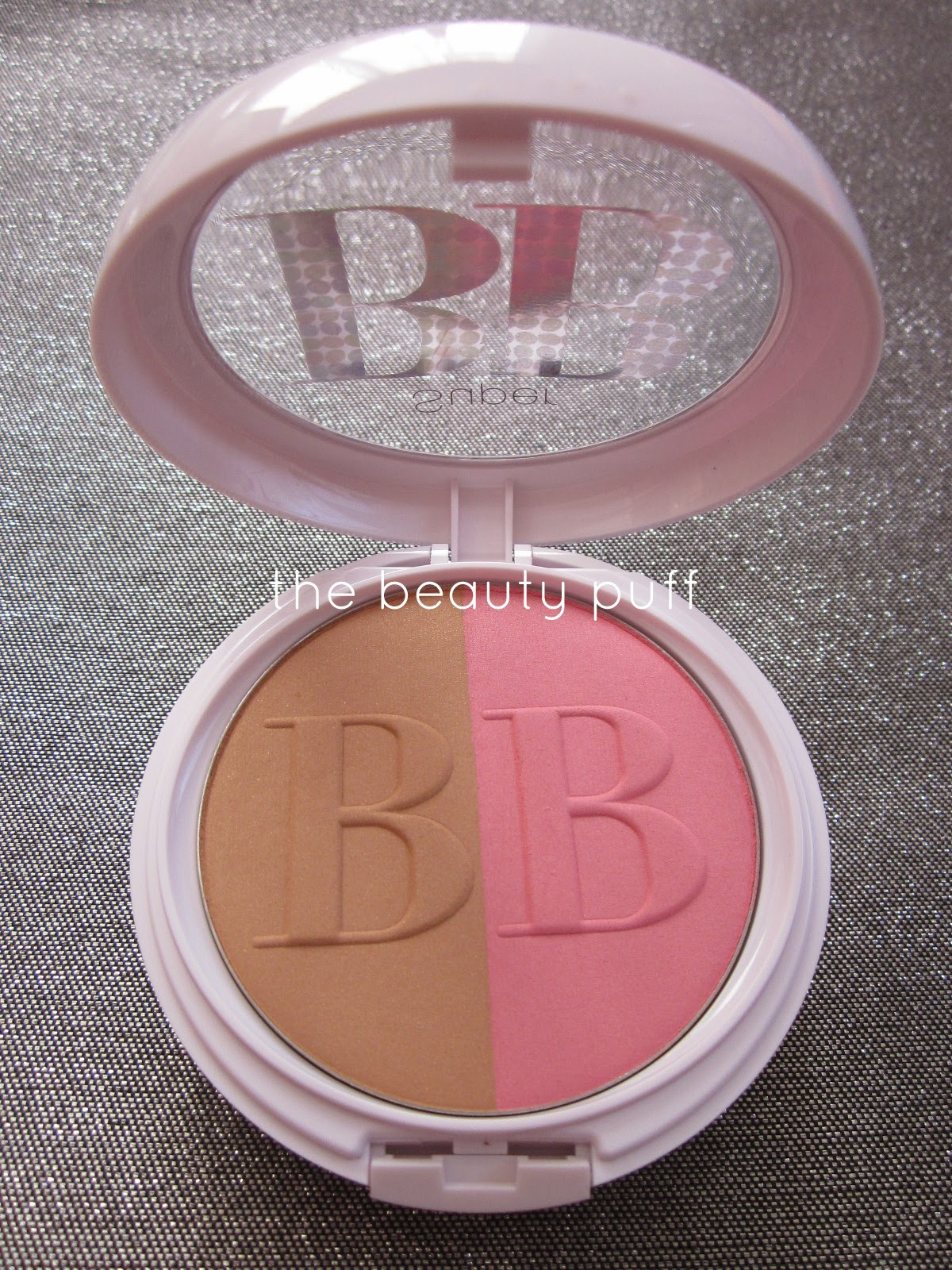 physicians formula super bb bronzer & blush - the beauty puff