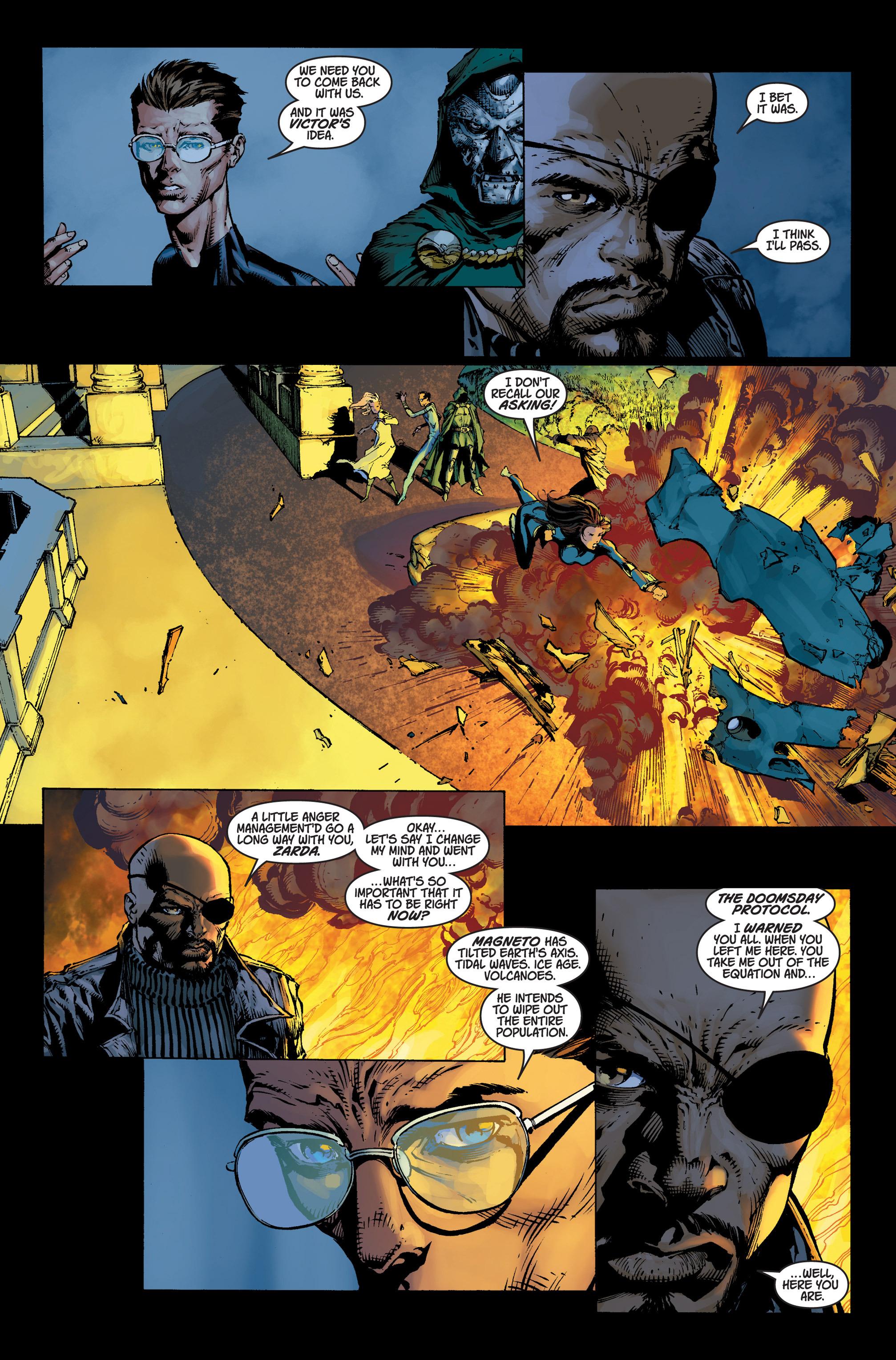 Read online Ultimatum comic -  Issue #4 - 12