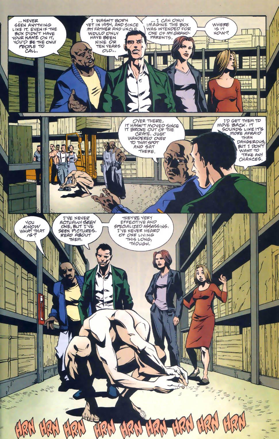 Read online Midnight, Mass comic -  Issue #1 - 16