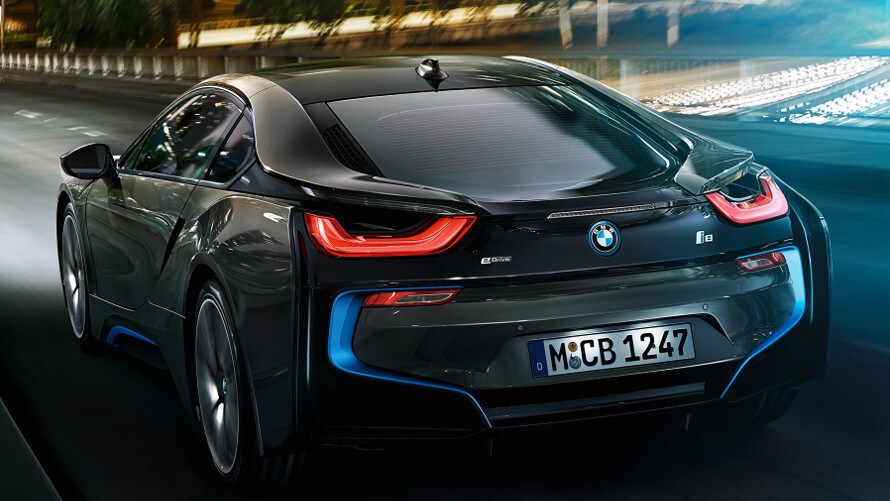 Lovable Images: BMW I8 Car Wallpapers