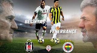Beşiktaş - Fenerbahçe Canli Maç İzle 25 Şubat 2018