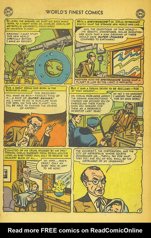 Read online World's Finest Comics comic -  Issue #57 - 5