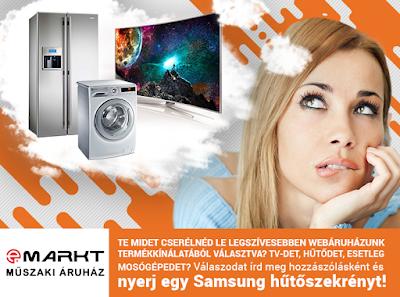 Samsung nyereményjáték