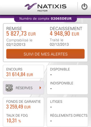 Global Net sur iPhone
