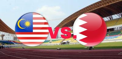 Live Streaming Malaysia vs Bahrain Sukan Asia 20 Ogos 2018