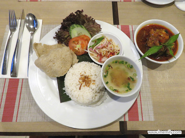 Best Western Petaling Jaya Hotel set lunch